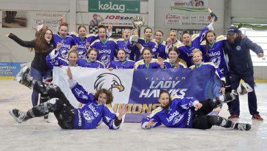 Lady Hawks holen Meistertitel!